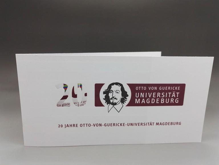 20 Jahre Universität Magdeburg