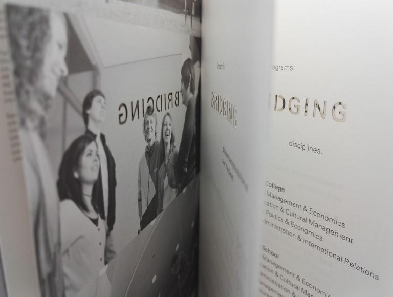 Imagebroschüre Zeppelin University